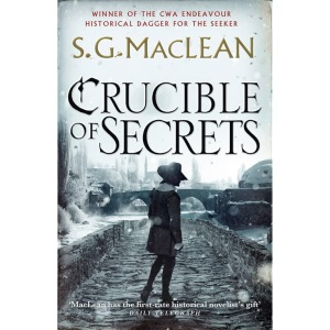 Crucible (Alexander Seaton 3): Alexander Seaton 3, from the author of the prizewinning Seeker series