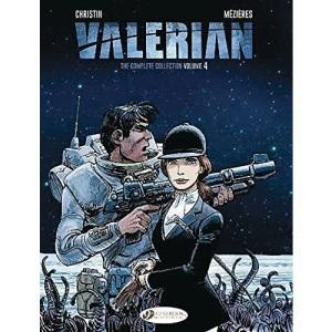 Valerian The Complete Collection Vol. 4 (Valerian & Laureline): VOLUME 4