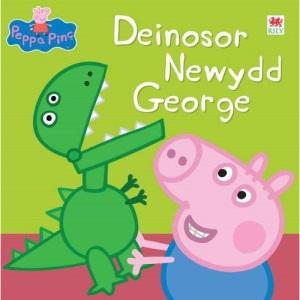 Deinosor Newydd George (Peppa Pinc)
