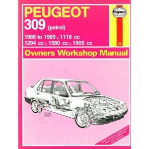 Peugeot 309 Owners Workshop Manual