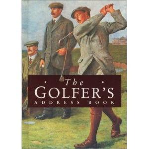 The Golfer's Address Book (Mini Address Book)