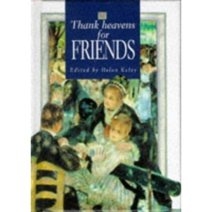 Thank Heavens for Friends (Sharon Bassin Edition)