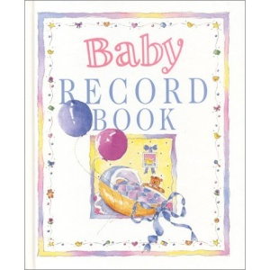 Baby Record Book (Gift Stationary)