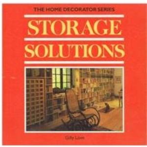 Storage Solutions (The Habitat home decorator)