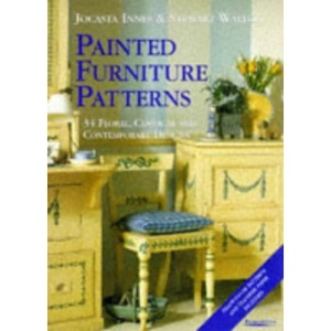 Painted Furniture Patterns: 34 Floral, Classical and Contemporary Designs (Paintability)