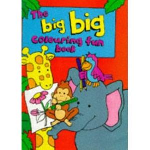 Big Big Colouring Fun Book (Colouring is Fun S.)