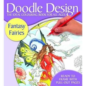 Doodle Designs Fantasy Fairies - FSC