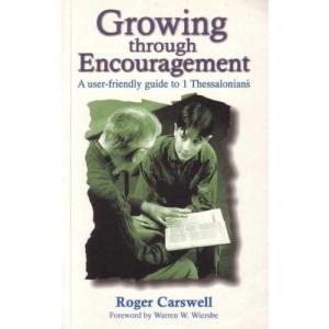 Growing Through Encouragement