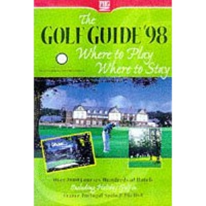 Golf Guide 1998: Where to Play/Where to Stay (Farm Holiday Guides)