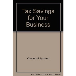 Tax Savings for Your Business