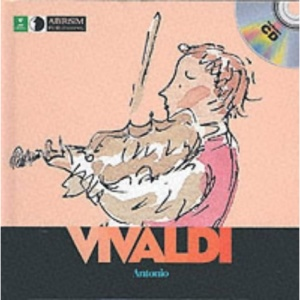 Antonio Vivaldi (includes CD) (First Discovery: Music)