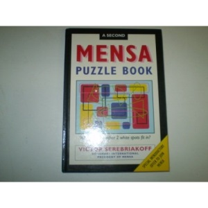 A Second Mensa Puzzle Book