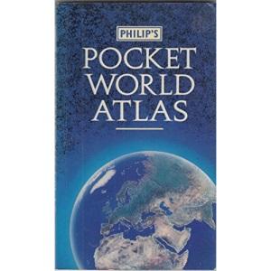 WORLD ATLAS PACK:Philip's Pocket World Atlas,Philip's World Wall Map