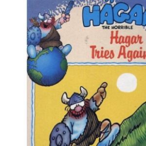Hagar the Horrible Tries Again (Hagar Pocket Books)