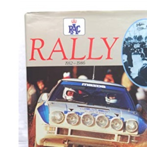 Royal Automobile Club Rally, 1932-86
