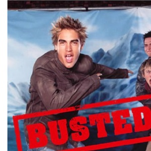 Busted: On Tour - the Official Book