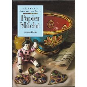Papier Mache (Letts Contemporary Crafts)