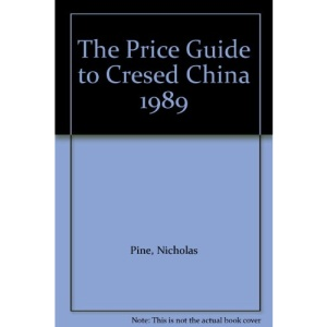 Price Guide to Crested China 1989
