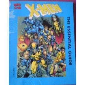 X-Men Official Handbook