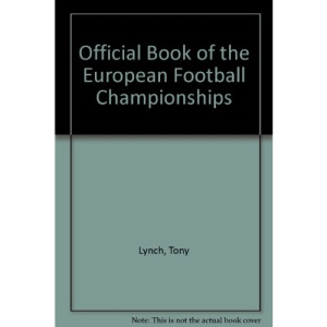 Official Book of the European Football Championships