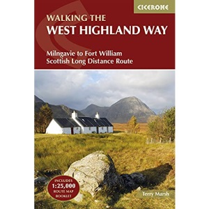 The West Highland Way: Milngavie to Fort William Scottish Long Distance Route (Includes separate 1:25K OS map booklet): 0 (UK Long-Distance Trails)
