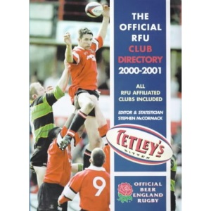 The Official RFU Club Directory 2000-2001