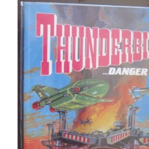 Thunderbirds Danger Zone (Thunderbirds Comic Album)