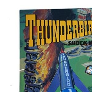 Thunderbirds Shockwave (Thunderbirds Comic Album)