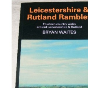 Leicestershire and Rutland Rambles