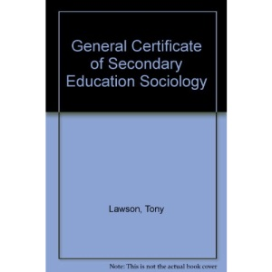 General Certificate of Secondary Education Sociology