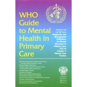 WHO Guide to Mental Health in Primary Care