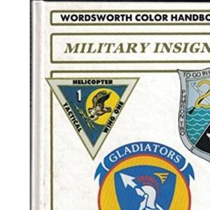 Military Insignia (Wordsworth Colour Handbooks)