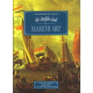 The Portfolio Book of Marine Art