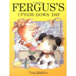 Fergus's Upside-down Day (Fergus) (Fergus)