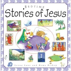 Bedtime Bible Stories Of Jesus