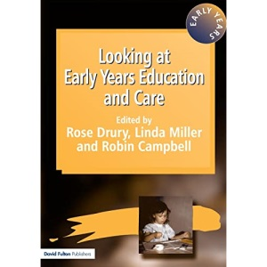 Looking at Early Years Education and Care