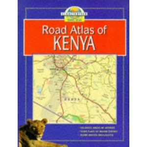 Kenya (Globetrotter Travel Atlas)