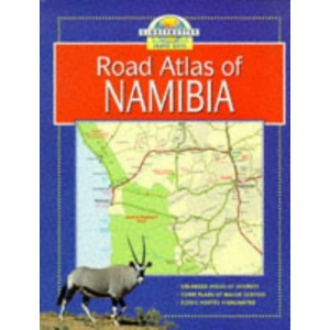 Namibia (Globetrotter Travel Atlas)