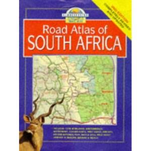 Road Atlas of South Africa (Globetrotter Travel Atlas)