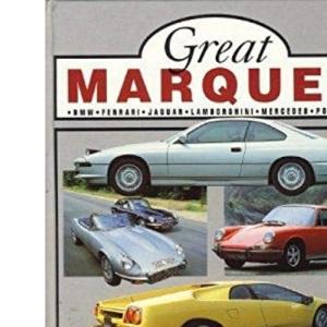 Great Marques: BMW, Ferrari, Jaguar, Lamborghini, Mercedes, Porsche