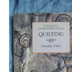 Quilting (Embroidery skills)
