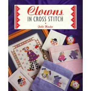 Clowns in Cross Stitch (Cross Stitch Collection)