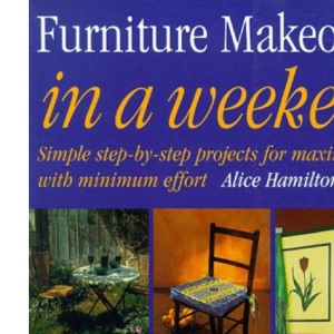 Furniture Makeovers in a Weekend