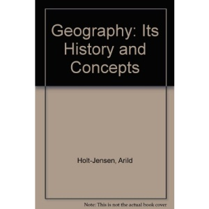 Geography: Its History and Concepts