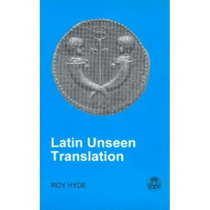 Latin Unseen Translation (BCP Latin Language)