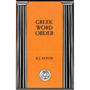 Greek Word Order (BCP Advanced Language)