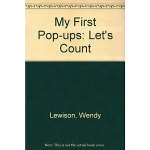 My First Pop-ups: Let's Count
