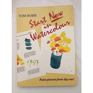 Start Now in Watercolour