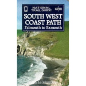 The South West Coast Path: Falmouth to Exmouth (National Trail Guides)