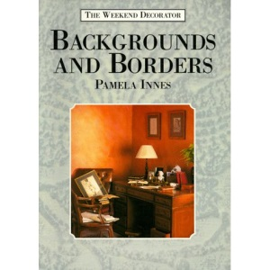 Backgrounds and Borders (Weekend Decorator)